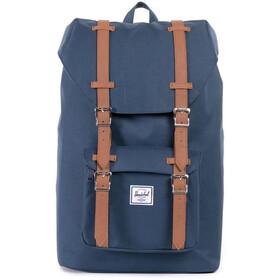 Herschel Little America Mid-Volume Backpack 17l, niebieski